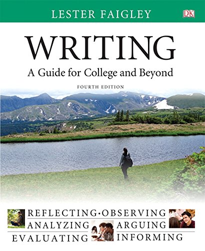9780321993809: Writing: A Guide for College and Beyond (4th Edition)