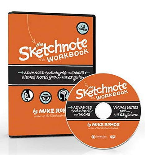 9780321993984: The Sketchnote Workbook Video: Advanced Techniques for Taking Visual Notes You Can Use Anywhere