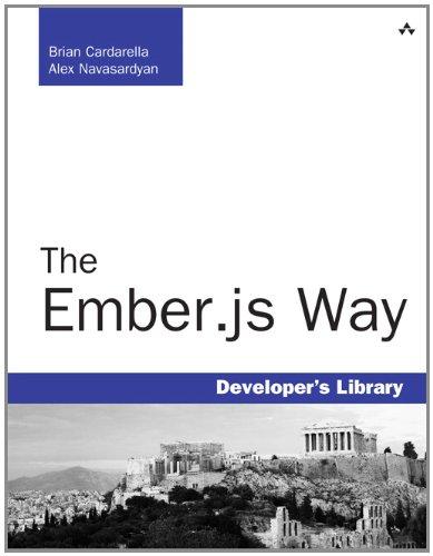 9780321994530: The Ember.js Way