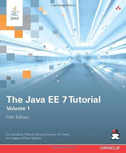 9780321994929: The Java EE 7 Tutorial: Volume 1 (5th Edition) (Java Series)