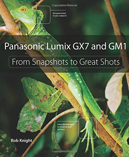 9780321996404: Panasonic Lumix GX7 and GM1: From Snapshots to Great Shots