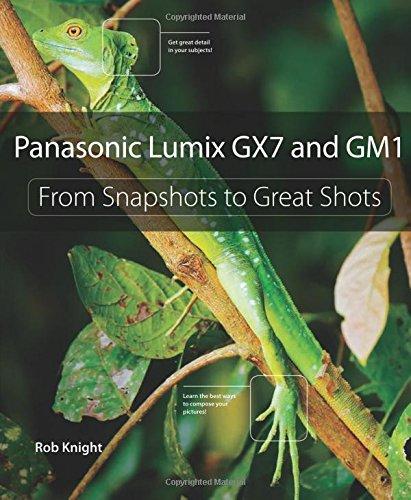 9780321996404: Panasonic Lumix GX7 and GM1: From Snapshots to Great Shots