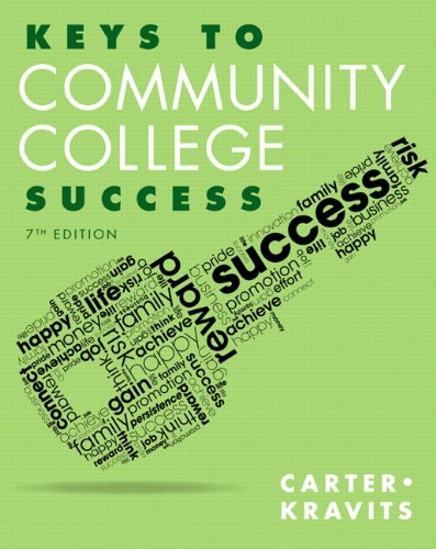 9780321997791: Keys to Community College Success Plus NEW MyLab Student Success with Pearson eText -- Access Card Package (7th Edition)