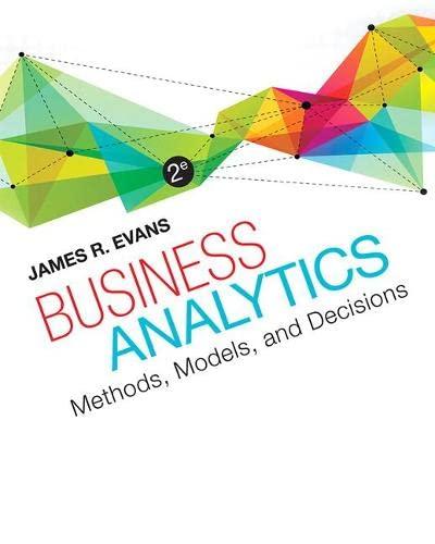 9780321997821: Business Analytics (2nd Edition)
