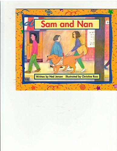 9780322006768: Sam and Nan (The Wright Skills, A10)
