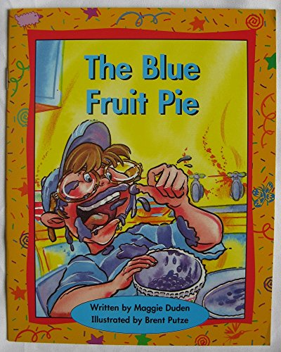 The Blue Fruit Pie (The Wright Skills,: Maggie Duden