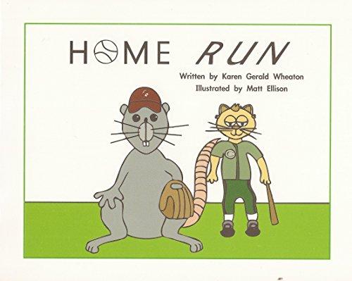 9780322015197: HOME RUN (BREAKTHROUGH TO LITERACY)