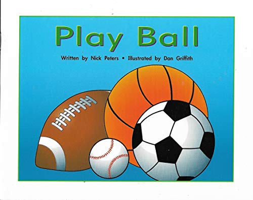 9780322015395: Play Ball
