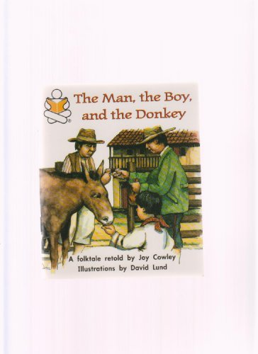 9780322016798: The Man, the Boy, and the Donkey ; Emergent Level 1