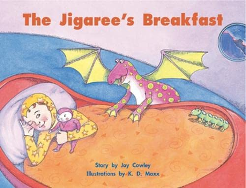 9780322019119: The Jigaree's Breakfast (Shared Reading & Big Books)