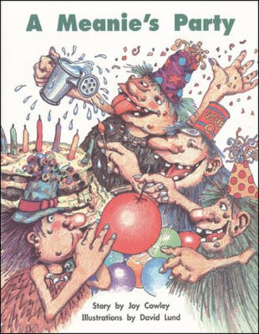 A Meanie's Party (Shared Reading & Big: Joy Cowley