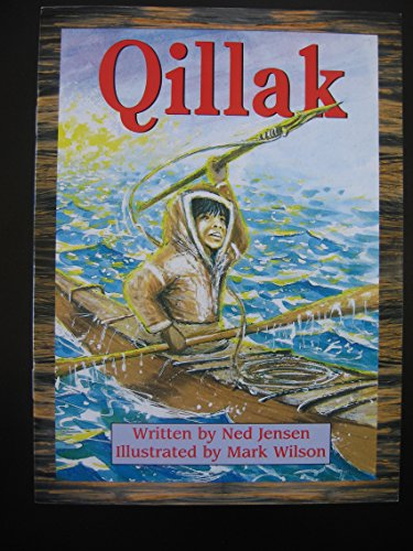 Qillak (Take two books): Jensen, Ned