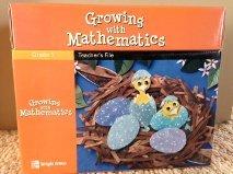 9780322051782: Teacher's File (Growing With Mathematics, Pre-K)