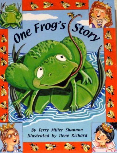 One Frog Story Pupil Book (0322060818) by Terry Miller Shannon