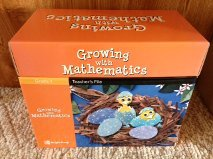 9780322065574: Teacher's File (Growing With Mathematics, Grade 1)