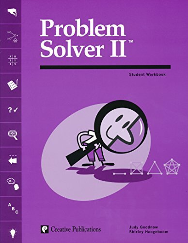 9780322088177: Problem Solver II: Integrating Problem Solving with Your Math Curriculum, Grade 6, Student Workbook