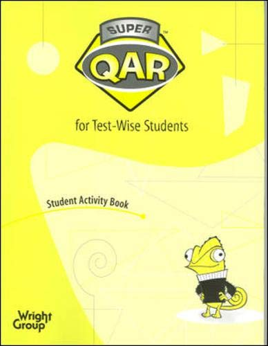 9780322091146: Super Qar for Test-Wise Students: Grade 7, Student Activity