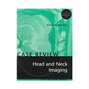 9780323000192: Head And Neck Imaging: Case Review Series