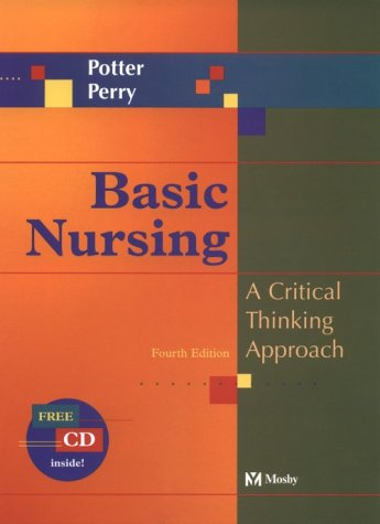 9780323000994: Basic Nursing: A Critical Thinking Approach (Book with CD-ROM for Windows & Macintosh)