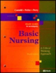 9780323001007: Study Guide to accompany Basic Nursing: A Critical Thinking Approach, 4e