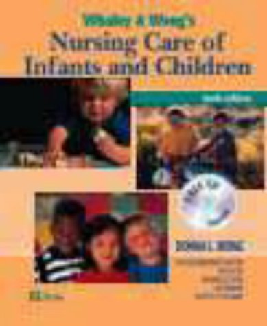 9780323001502: Whaley & Wong's Nursing Care of Infants and Children (Book with CD-Rom for Windows & Macintosh)