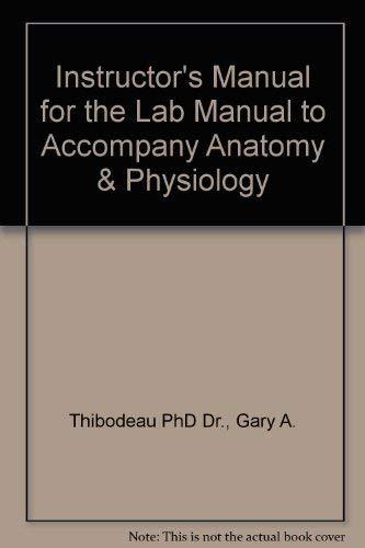 9780323001960: Guide to Acoompany Laboratory Manual