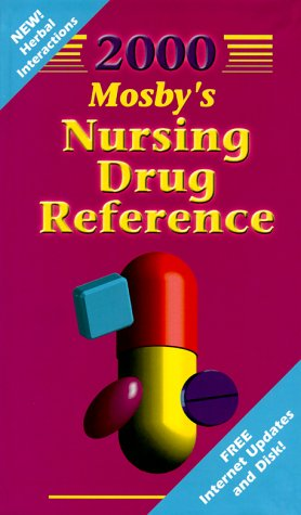 9780323003063: 2000 Mosby's Nursing Drug Reference (SKIDMORE NURSING DRUG REFERENCE)