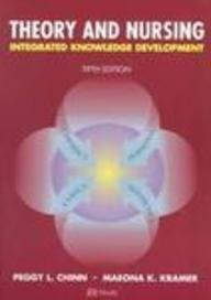 9780323003179: Theory and Nursing: Integrated Knowledge Development