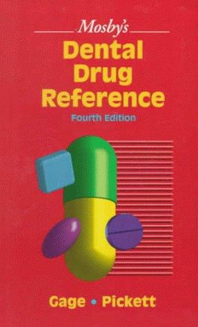9780323005012: Mosby's Dental Drug Reference (Mosby's Dental Drug Consult)
