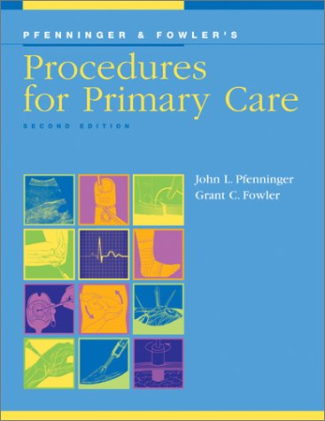 9780323005067: Procedures for Primary Care