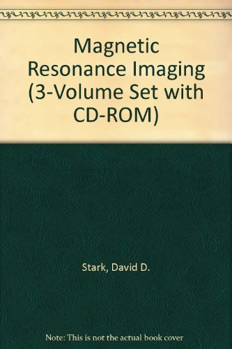 9780323005104: Magnetic Resonance Imaging (3-Volume Set with CD-ROM)