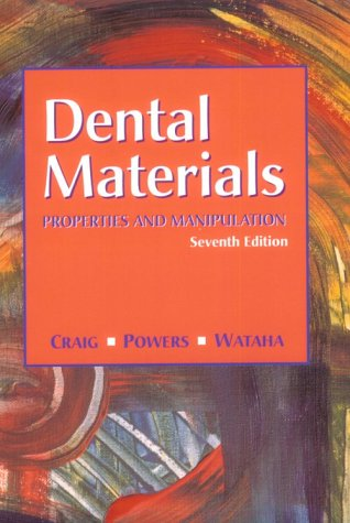 9780323005128: Dental Materials: Properties and Manipulation