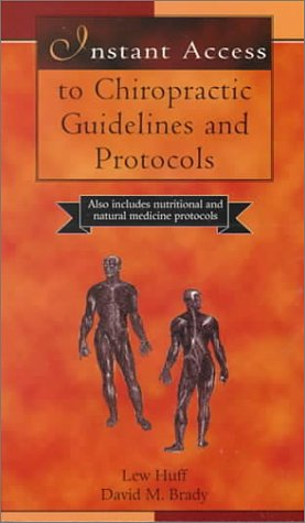 9780323005357: Instant Access to Chiropractic Guidelines and Protocols, 1e