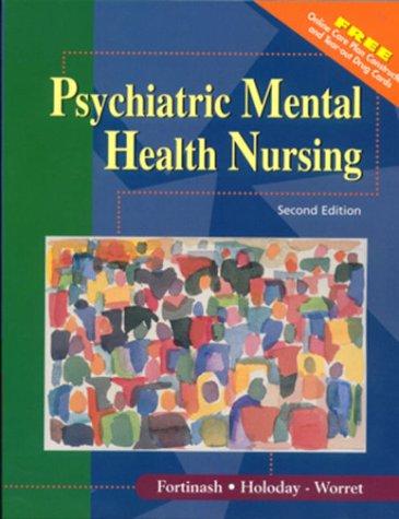 9780323006484: Psychiatric Mental Health Nursing
