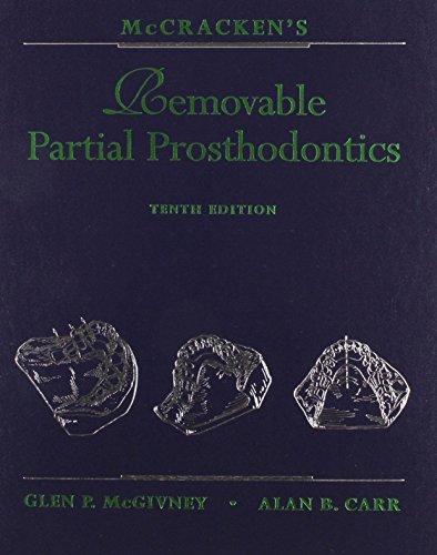 Mccrackens Removable Partial Prosthodontics 12th Edition Pdf