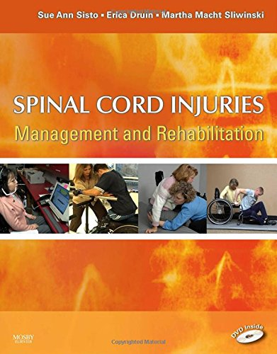 9780323006996: Spinal Cord Injuries: Management and Rehabilitation, 1e