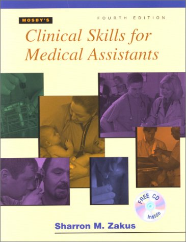9780323007665: Clinical Skills for Medical Assistants