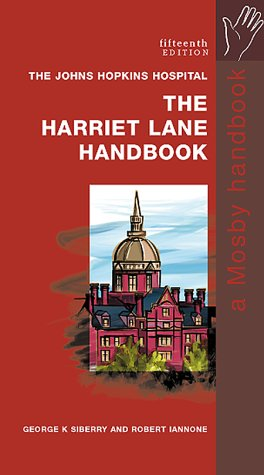 9780323008129: Harriet Lane Handbook: A Manual for Pediatric House Officers