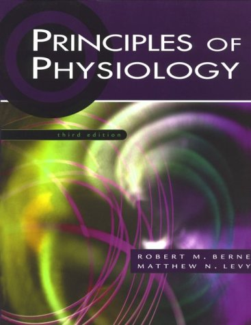 9780323008136: Principles of Physiology, 3e