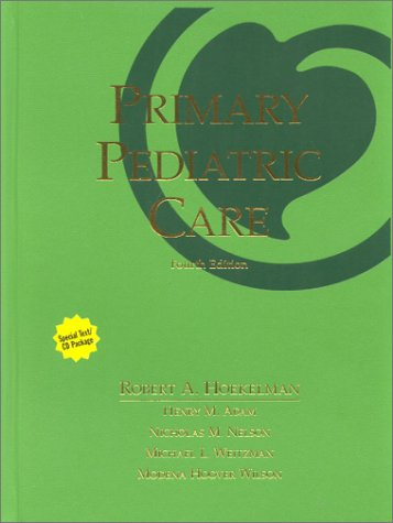 9780323008297: Primary Pediatric Care and Companion Package (CD-ROM)