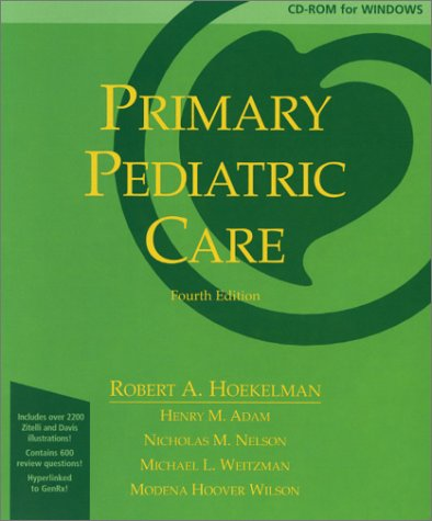 9780323008334: Primary Care Medicine (CD-ROM)