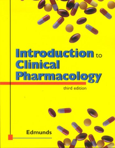 9780323008457: Introduction to Clinical Pharmacology (3rd Edition)