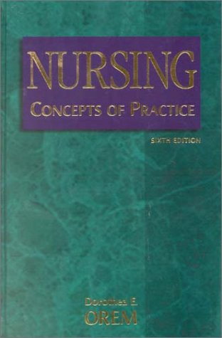 9780323008648: Nursing Concepts of Practice