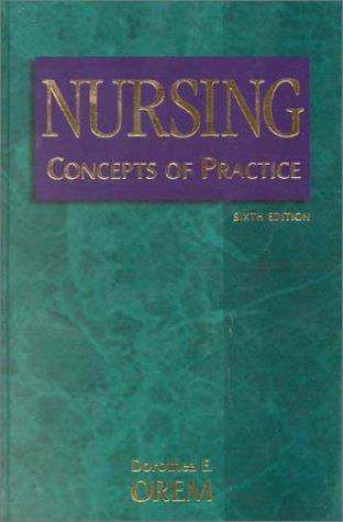 9780323008648: Nursing Concepts of Practice