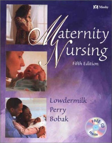 9780323008655: Maternity Nursing & Study Guide Package