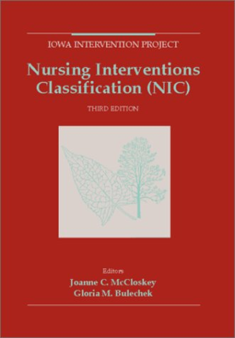 9780323008945: Nursing Interventions Classification (NIC)