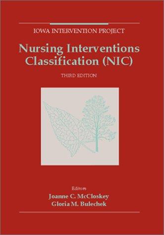 9780323008945: Nursing Interventions Classification (NIC)