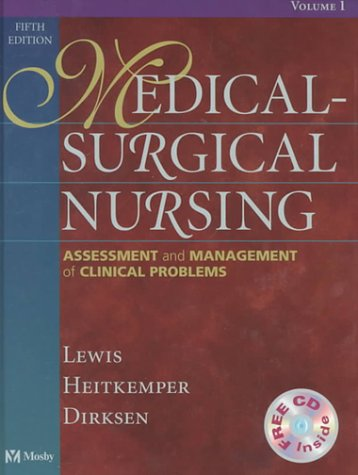 Medical-Surgical Nursing: Assessment and Management of Clinical: Sharon M. Lewis,