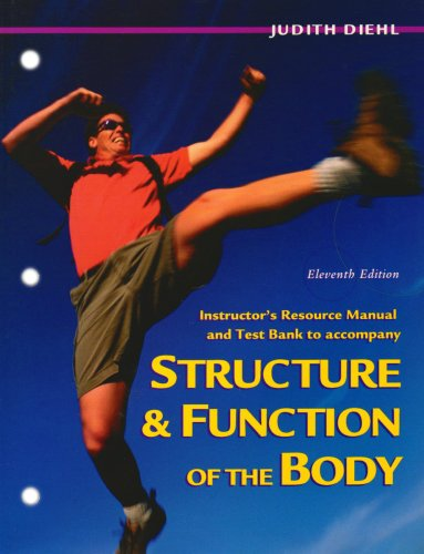 9780323010795: Structure & Function of the Body