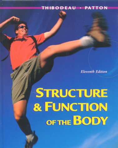 9780323010825: Structure and Function of the Body